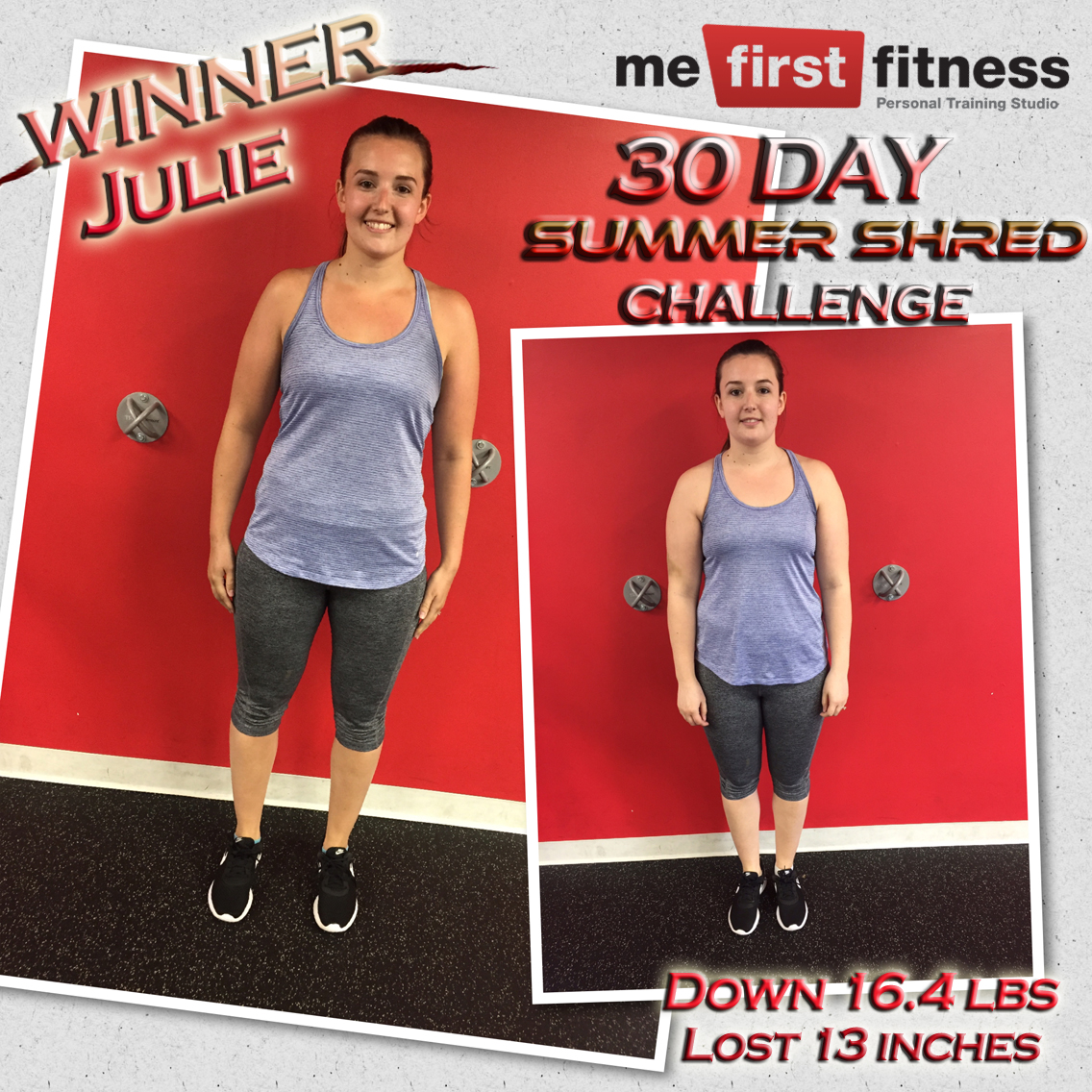 Winner – Total Weight Loss | Me First Fitness Bootcamps