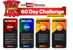 Bodyshred 60 Day Weight-Loss Challenge